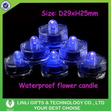 Led Mini Light Underwater, Round Light Underwater, Submersible LED Tea Light