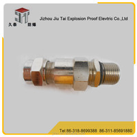 explosion-proof cable electric connect joints/stainless steel explosion proof joint