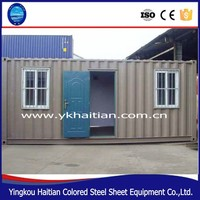 China Alibaba 20ft Cheap container houses,underground container houses