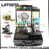2015 newest hot sell tattoo kit,tattoo machine sets with two guns