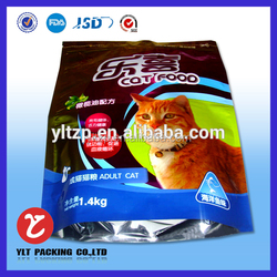 PET food bag / Dog,cat food bag / pouch with window