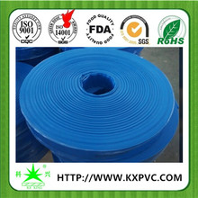 Flexible reinforced plastic industrial water hose from China factory