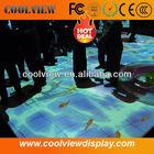 pixels 1024*768 entretenimento publicidade tamanho personalizado projetor chão interactivo certificado do ce