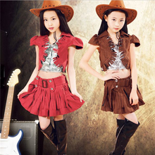 VF235 Fashion two pieces set spanish dresses for girls