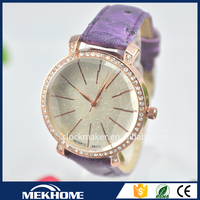 diamante watch diamond quartz/japan movement genuine diamond quartz watch