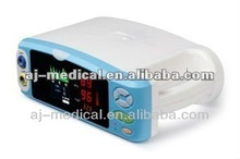 AJ-7430 Medical Electronic Apparatus High Performance Long Service Life User-friendly Control Portable Tabletop Pulse Oximeter