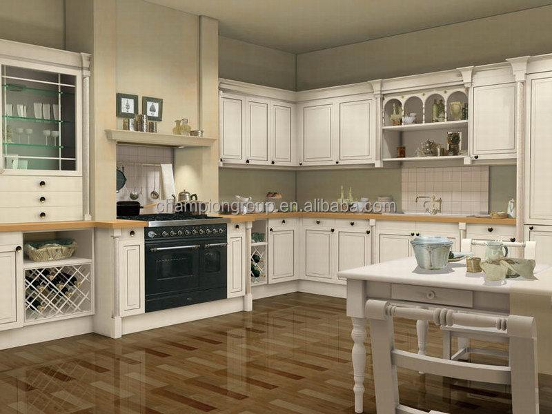 Nl.loanski.com  Keuken Greeploos Modern Wit Met Castel Oak