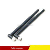 Factory Price Indoor Omni High frequency antenna with TNC plug