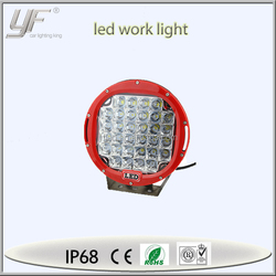96w Car Lamp, 96W Auto LED Tuning Light, Truck Parts Off Road 9Inch 96W LED Work Light