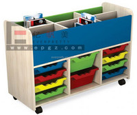 Durable kids wardrobe cabinet designs for small bedroom, children wooden drawers storage cabinets