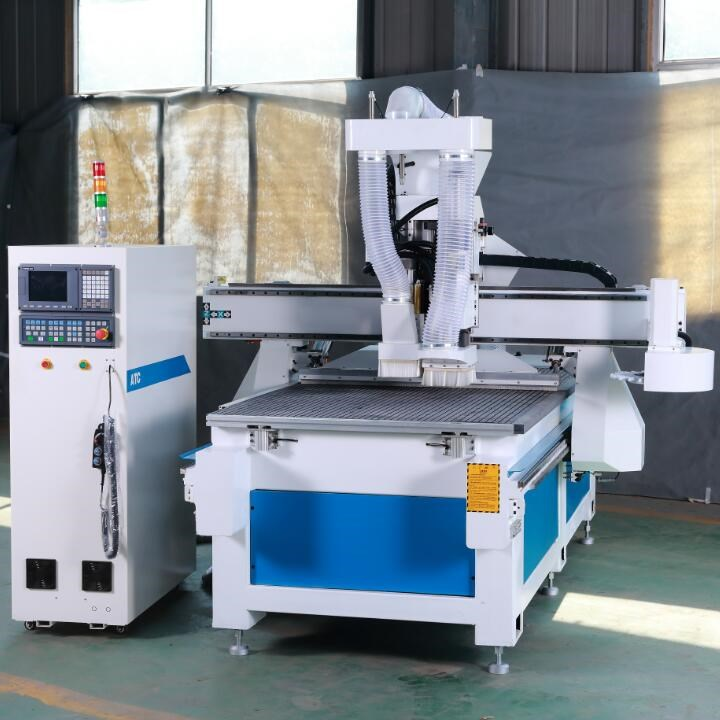 1325 Wood Cnc Router Engraver Machine For Kitchen Cabinet