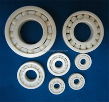 silicon nitride or zro2 ceramic bearings