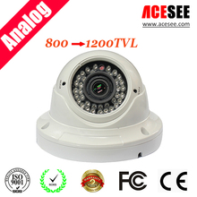 CMOS Day and Night Vision IR Vandalproof Security CCTV Camera 1000tvl