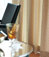 Window curtain for residences , hotels and welfare facilities made in Japan
