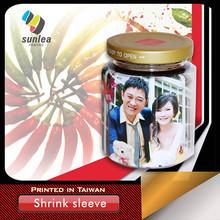 Customized Full Color Digital Printing Heat Shrink Sleeve