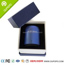 Active Type Laptop Computer Mobile Phone Aluminum Alloy Pro Enjoy Music Wireless Miniature BT Speaker Subwoofer