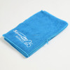 Microfiber soft polyester embroidery sports towel