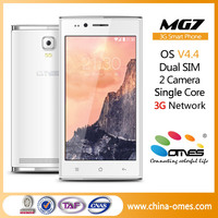 Non Brand Cell Phone 4.5'' 3G WCDMA GPS Super Slim Android Smart Phone