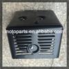 Original quality GX390 generator muffler set adult buggy muffler