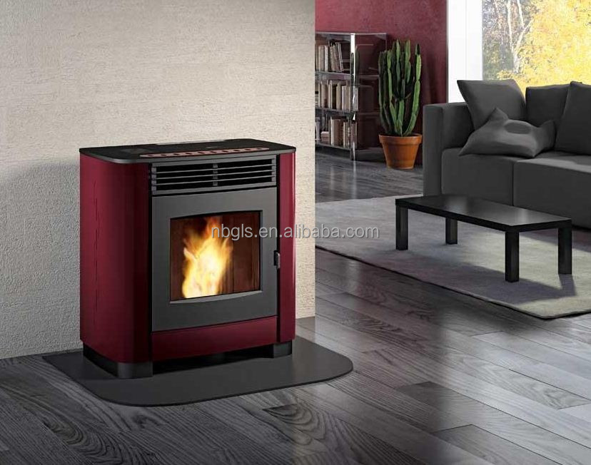 Wood Pellet Stoves 13kw Indoor Use Pellet Stove Buy Wood Pellet Stove Fireplace Wood Burning