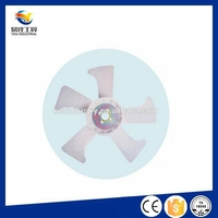 OEM:MD012640 Cooling System Purple Cooling Auto Engine Radiator High Speed Fan Blade