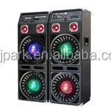 This big speaker can use change,input usb and buletooh