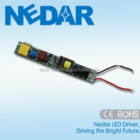 Electric supply led fluorescent power supply DC35-80V constant current 220mA 16W