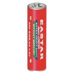 1.5v R6 Size aa battery production line R6 pencil cell battery