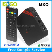Hottest Selling tv box download free mobile games Amlogic S805 1g 8g BT 4.0 remote control Google Smart Tv Box