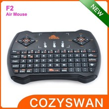 2014 mini remote control keyboard+touchpad