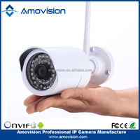 Amvision hot selling ip camera wifi 720p HD Onvif 720p Day&Night Q6320-WIFI ip camera mini