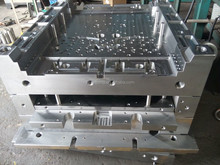 Plastic injection mould formwork die-set design fabrication