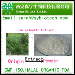 high purity Saw palmetto extract