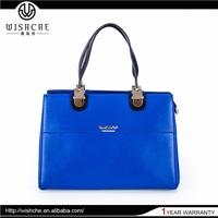 Wishche New Collection Shoulder Bag Women Handbag Manufacturers China Factory College Girls Leather Shoulder Handbags W045