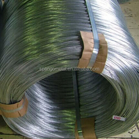galvanized steel wire for armouring cable blue strand wire rope galvanized steel strand cable 1x19