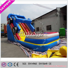 new design inflatable colourful water slide for kids