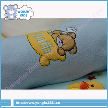 Comfortable Soft Touch Fashion Organic Cotton Knitted Baby Blanket
