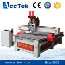 high performance!! multi-head wood engraving machine for wood furniture