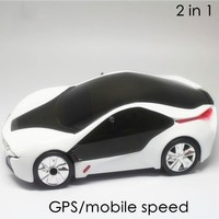 Limited sales,Hot Car Speed Radar 360 degree Protection Detector police Laser gun Detection,Russian Voice Alert,2 in 1