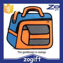 ZOGIFT hot sale 3D cartoon Handbag,3D comic Handbag
