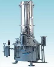 Acero inoxidable destilador de agua