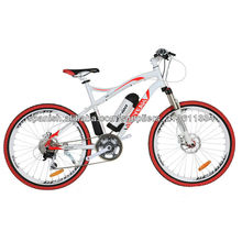 La Bicicleta eléctrica TDE1202Z