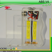 ABS v4 new product box mod hot new products ABS v4 box mod & mini box mod ABS v4 promotion in stock
