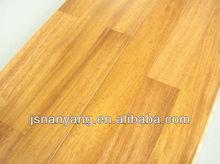 Iroko engineered wood varnishing floor price