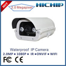 Day/Night motion detection 1920*1080Pixels Full HD Weatherproof IP Camera,built-in 802.11b/g/n wireless network module