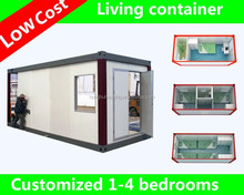 two bedroom container house