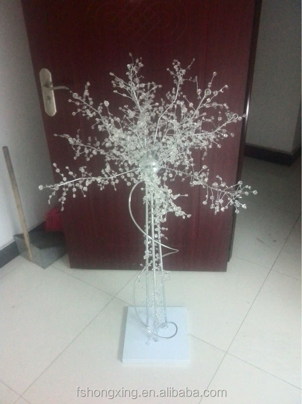 40971 >> Ct68 2014 Wholesale Crystal Tree Centerpieces For Wedding And Party Decoration - Buy Crystal ...