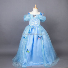 Wholesale cenicienta vestidos para las muchachas