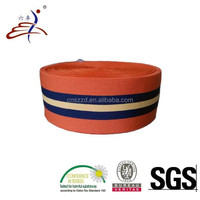 stripe nylon elastic ribbon