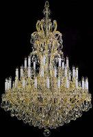 Crystal chandelier centerpieces large modern crystal chandelier